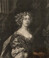 Anne Cecil (née Cavendish), Countess of Exeter, published by Richard Tompson, after  Sir Peter Lely - NPG D1892