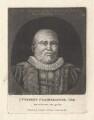 Cuthbert Featherstone, after Unknown artist - NPG D1904