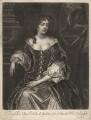 Mary Feilding (née Swift), by Isaac Beckett, after  Sir Peter Lely - NPG D1909