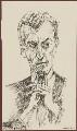 Michael Pulsford Floyd, by Sydney Arrobus - NPG D191