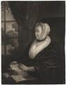 Mary Fletcher (née Bosanquet), by Jonathan Spilsbury - NPG D1921
