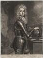 Robert ('Beau') Feilding, by Isaac Beckett, after  Sir Godfrey Kneller, Bt - NPG D1936