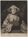 Anne (née Day), Lady Fenoulhet, by Richard Purcell (H. Fowler, Charles or Philip Corbutt), after  Sir Joshua Reynolds - NPG D1940