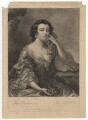 Lady Charlotte Finch (née Fermor), by and sold by John Faber Jr, after  John Robinson - NPG D1950