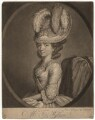 Mrs Fitzwilliam, by John Raphael Smith - NPG D1958
