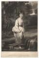 Lady Ann Fitzpatrick, by Samuel William Reynolds, after  Sir Joshua Reynolds - NPG D1959