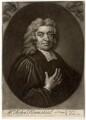 John Flamsteed, by John Simon, after  Thomas Gibson - NPG D1965