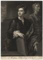 Martin Folkes, by John Faber Jr, after  John Vanderbank - NPG D1974