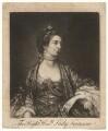 Ann Fortescue (née Campbell), Lady Fortescue, after Francis Cotes - NPG D1984