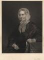 Anne Foster (née King), by Charles Algernon Tomkins, after  Jerry Barrett - NPG D1986