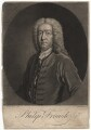 Philip Frowde, by John Faber Jr, after  Thomas Murray - NPG D1996
