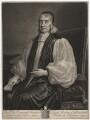 Edward Fowler, by John Smith, after  Sir Godfrey Kneller, Bt - NPG D2007
