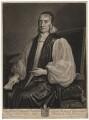 Edward Fowler, by John Smith, after  Sir Godfrey Kneller, Bt - NPG D2008
