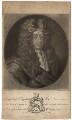 Sir Stephen Fox, by Richard Earlom, after  John James Backer - NPG D2013