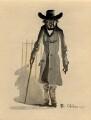 Thomas Carlyle, after Helen Mabel Trevor - NPG D2021