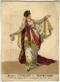 Angelica Catalani ('Madame Catalani in Semiramide'), by and published by Robert Dighton - NPG D2027