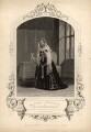 Madame Céleste (Céline Céleste) as Princess Katharine in 'Henry V', by T. Hollis, published by  John Tallis & Company, after a daguerreotype by  John Jabez Edwin Mayall - NPG D2036