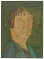 Dorothy Bussy (née Strachey), by Rachel Pearsall Conn ('Ray') Strachey (née Costelloe) - NPG D207