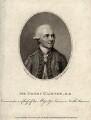 Sir Henry Clinton, by Francesco Bartolozzi, after  John Smart - NPG D2086