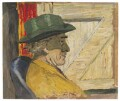 Roger Fry, by Rachel Pearsall Conn ('Ray') Strachey (née Costelloe) - NPG D215