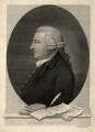 Benjamin Cooke, by William Skelton, after  Unknown artist - NPG D2203