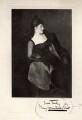 Mary ('Patsy') Cornwallis-West (née Fitzpatrick), by Frederick John Jenkins, after  Harper Pennington - NPG D2213