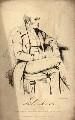 John Wilson Croker, by John Kirkwood, after  Unknown artist - NPG D2230
