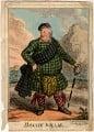Sir William Curtis, 1st Bt, by George Cruikshank, published by  Edward Knight - NPG D2242