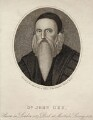 John Dee, by William Pengree Sherlock, after  Unknown artist - NPG D2257