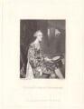 William Cavendish, 5th Duke of Devonshire, by W.T. Holland, after  Sir Joshua Reynolds - NPG D2269