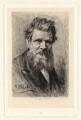 Thomas Edward, by Paul Adolphe Rajon, after  Sir George Reid - NPG D2297