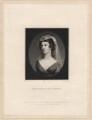 Fanny Erskine (née Cadwallader), Lady Erskine, by John Cochran, after  Gilbert Stuart - NPG D2312