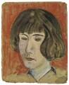 Barbara Strachey (Hultin, later Halpern), by Rachel Pearsall Conn ('Ray') Strachey (née Costelloe) - NPG D233