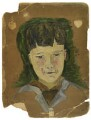 Christopher Strachey, by Rachel Pearsall Conn ('Ray') Strachey (née Costelloe) - NPG D234