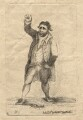 'Vox populi' (Charles James Fox), by James Sayers, published by  Charles Bretherton - NPG D2362