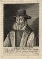 John Foxe, by Simon de Passe - NPG D2368