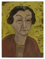 (Joan) Pernel Strachey, by Rachel Pearsall Conn ('Ray') Strachey (née Costelloe) - NPG D239
