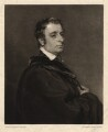 John Gage Rokewode when John Gage, by Thomas Hodgetts, after  Margaret Sarah Carpenter (née Geddes) - NPG D2391