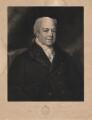 Thomas Garrett, by William Ward, after  William Fowler - NPG D2399