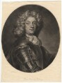Henri de Massue de Ruvigny, 1st Earl of Galway, by John Simon, after  P. de Graves - NPG D2413