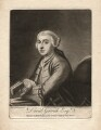 David Garrick, by Charles Spooner, after  Thomas Hudson - NPG D2419