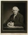 David Garrick, by Thomas Watson, after  Sir Joshua Reynolds - NPG D2421