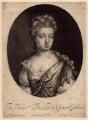Grace (née Norton), Lady Gethin, by William Faithorne Jr, after  A. Dickson - NPG D2428