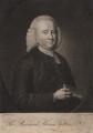 Thomas Gibbons, by Jonathan Spilsbury, after  Joseph Samuel Webster - NPG D2431
