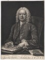 James Gibbs, by James Macardell, after  John Michael Williams - NPG D2432
