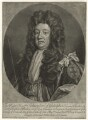 Sidney Godolphin, 1st Earl of Godolphin, by and sold by John Smith, after  Sir Godfrey Kneller, Bt - NPG D2441
