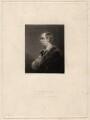Oliver Goldsmith, by Samuel William Reynolds, published by  Hodgson, Boys & Graves, after  Sir Joshua Reynolds - NPG D2445