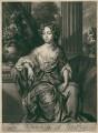 Isabella FitzRoy (née Bennet), Duchess of Grafton, by Jan Verkolje, after  Willem Wissing - NPG D2464