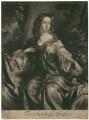 Isabella Fitzroy (née Bennet), Duchess of Grafton, by Isaac Beckett, after  Willem Wissing - NPG D2466