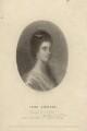 Anne Fitzroy (née Liddell), Duchess of Grafton, by David Lucas - NPG D2469